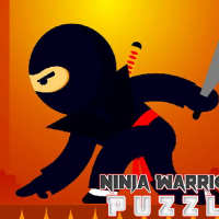 Ninja Warriors Puzzle
