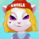 Talking Angela Dance Lessons Online
